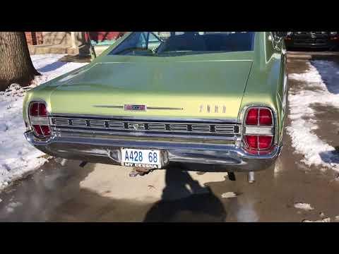 1968 Ford XL GT 428