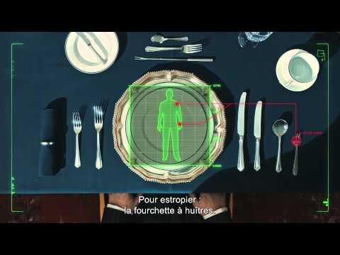 Kingsman : Services secrets - Comment devenir un Agent Kingsman : Les ustensiles appropriés VOST