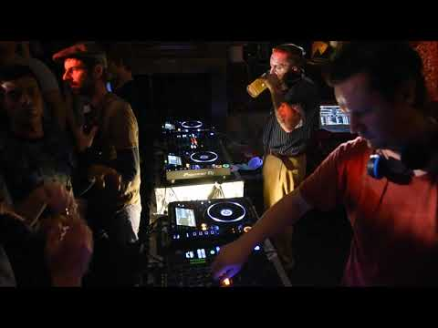 ALFOS #1 A Love From Outer Space - Andrew Weatherall, Sean Johnston - Golden Lion Todmorden Dec 2016