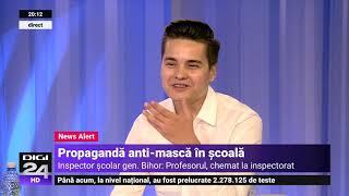 Selly, despre cazul profesorului de la Oradea: Este exact ce nu trebuie să se întâmple într-o școală