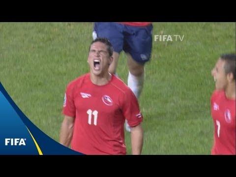 2010 FIFA World Cup: Chile break down Swiss door