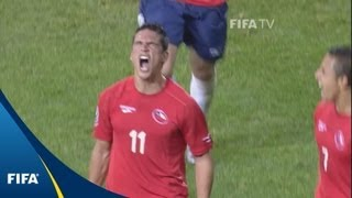 2010 FIFA World Cup: Chile break down Swiss door