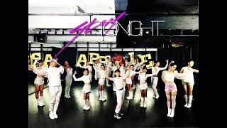 【KPOP CHALLENGE】 청하(CHUNG HA) - 'Stay Tonight'Cover | by Apple Studio X PariJ Studio (Taiwan)