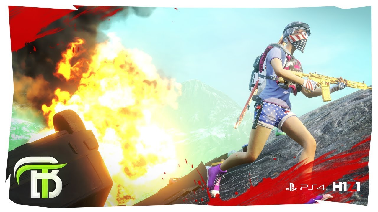 LEADERBOARDS COMING TO H1Z1   H1Z1 Ps4 Gameplay - YouTube   1280 x 720 jpeg 126kB