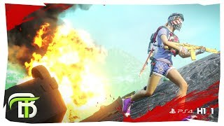 LEADERBOARDS COMING TO H1Z1 | H1Z1 Ps4 Gameplay