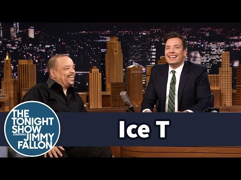 Ice T Re-Voices Scooby-Doo, Dora & G.I. Joe Cartoons video