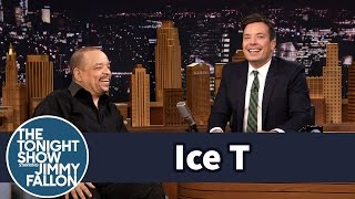 Ice T Re-Voices Scooby-Doo, Dora & G.I. Joe Cartoons