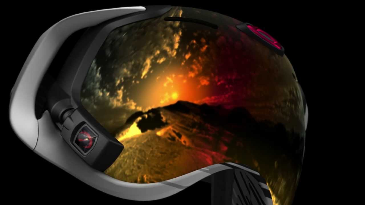 oakley ski lenses  Oakley Airwave 1.5: 2013 - YouTube