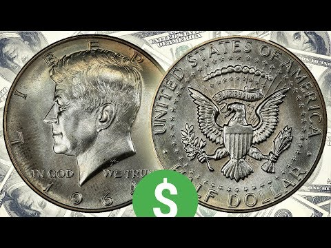 THE MOST VALUABLE HALF DOLLAR IN EXISTENCE - 'Adams' 1964 Error Half Dollar
