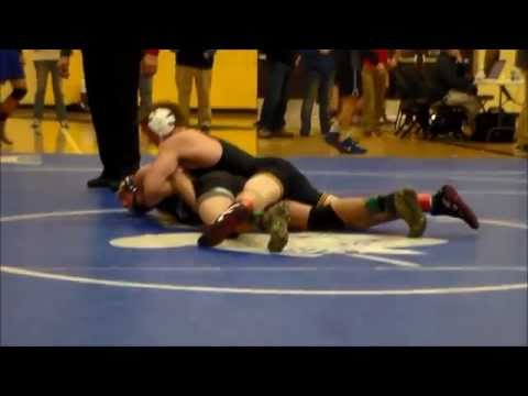 Dan Schmidt Henry Ford College round 3 match