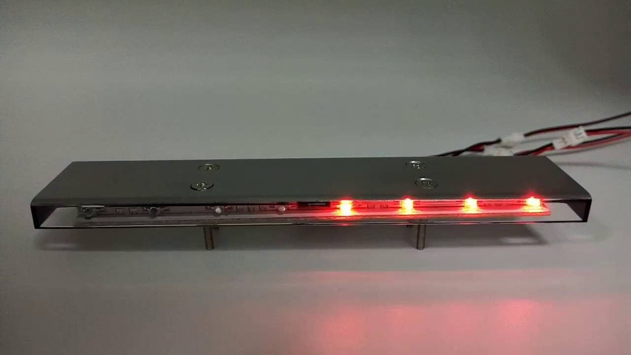 Bluered rc 110 scale police light bar suitable all rc cars and bluered rc 110 scale police light bar suitable all rc cars and boarts etc aloadofball Images
