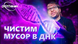 Александр Панчин — чистим мусор в ДНК