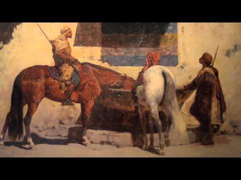 Allure | Cheval de Degas Cheval d'Orient