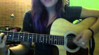 "AlannaLynn - ""Right Here"" Staind (acoustic cover)"
