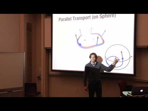 RI Seminar: Eitan Grinspun: From Sorcery to Science: How Hollywood Physics impacts the Sciences