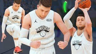 NBA 2K19 Park