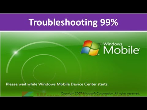 How To Fix Windows Mobile Device Center Not Working Windows 10 (Tutorial)