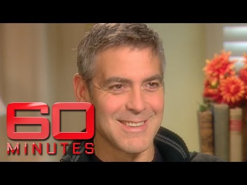 An intimate interview with 'the sexiest man alive' George Clooney | 60 Minutes Australia