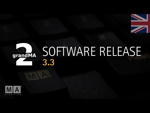 MA Software Release 3.3 – English