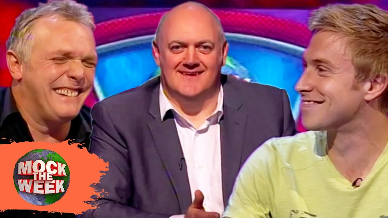 Wheel Of News Puns: Brought To You By Dara Ó Briain | Mock The Week