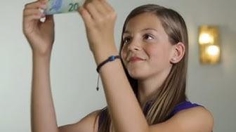 """Vídeo para crianças sobre as notas e moedas de euro – joga o """"Euro Run""""!"""