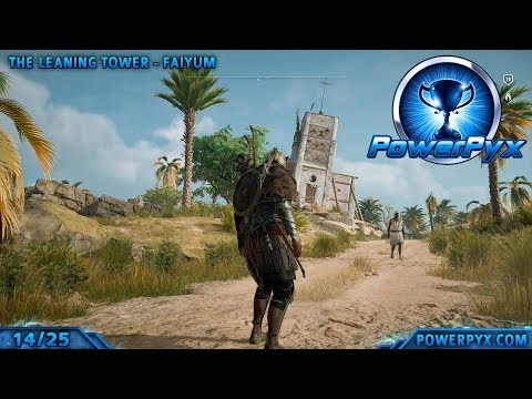 Assassin's Creed Origins All Papyrus Puzzle Solutions & Locations