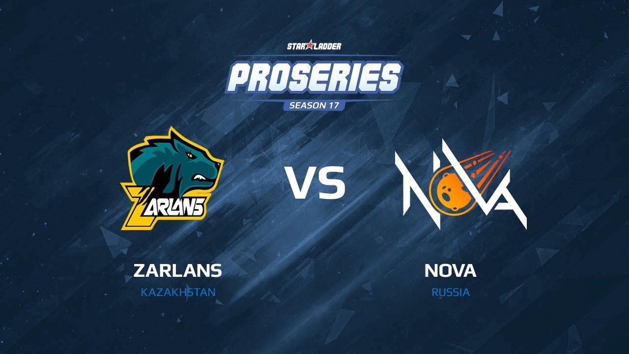 Zarlans vs NOVA, map 3 inferno, SLTV Pro Series Season 17