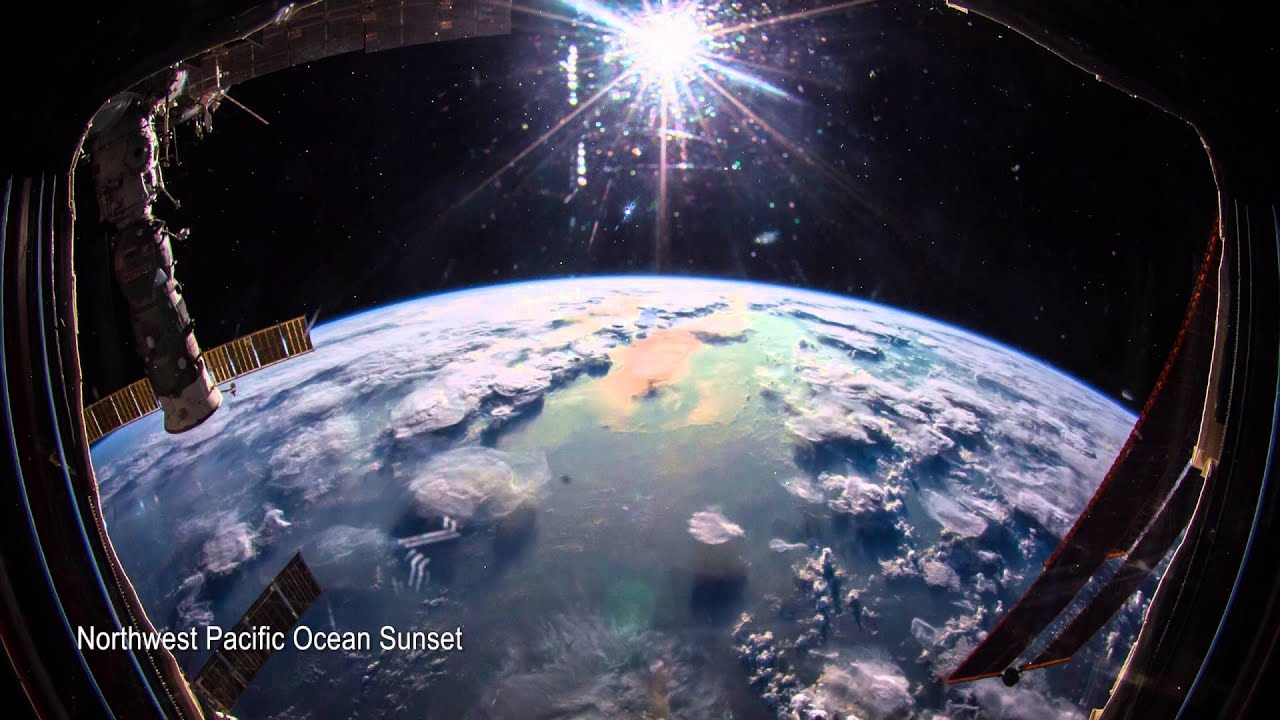 Iss Hd Wallpaper Iss Timelapse Just Another Day Inside The Cupola 30