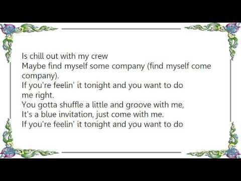Blue invitation lyrics youtube blue invitation lyrics stopboris Images