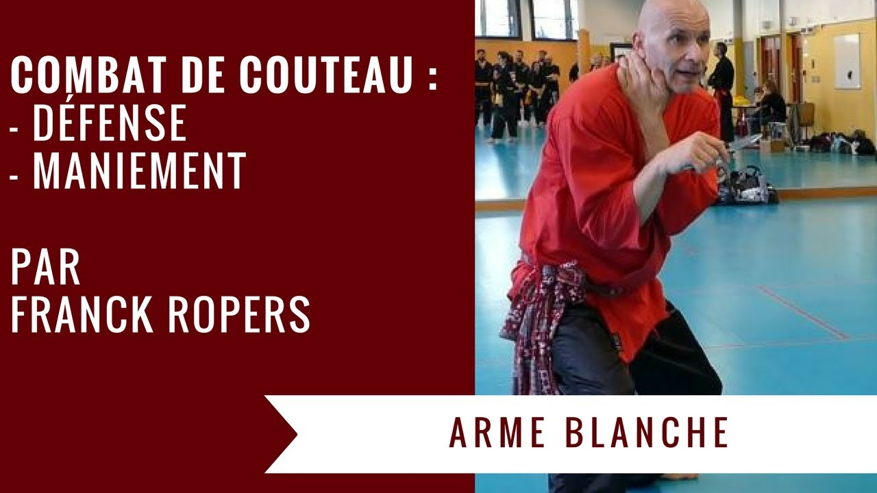 guide self defense franck ropers