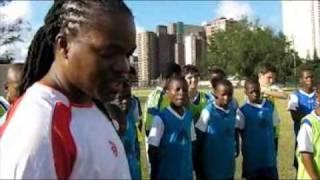 One nations cup Durban U15 team