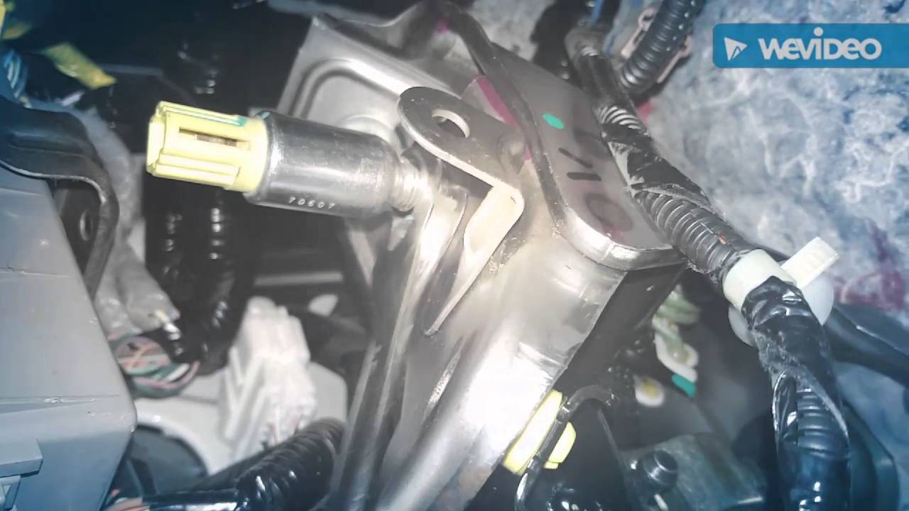 Honda civic si clutch pedal embly on