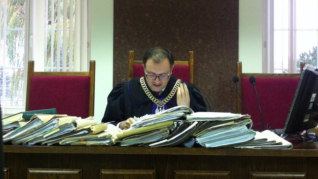 PATRIOT24 NEWS: Sprawiedliwy wyrok w sprawie ochrony własności ogłasza sędzia Marcin Ilków