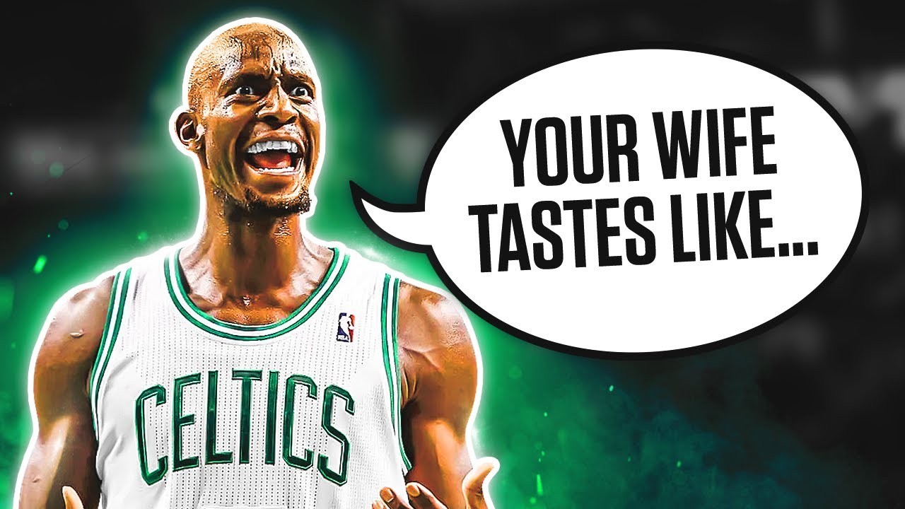 Kevin Garnett's Most SAVAGE Moments