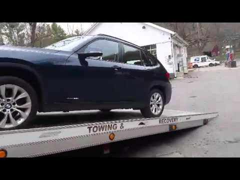 Bmw Towing Company Bedford NY
