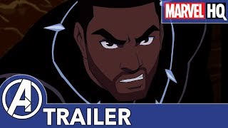 Marvel's Avengers Assemble: Black Panther's Quest | TRAILER