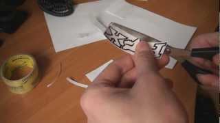 видео Виниловые наклейки на обои: декор по-детски и по-взрослому