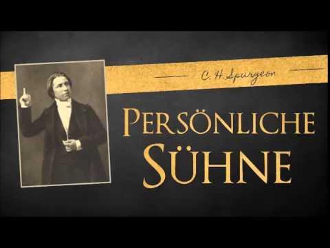 Predigt - Persönliche Sühne - CH Spurgeon