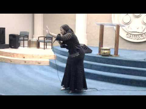 When i see Jesus Amen by Lady Cassaundra Webb