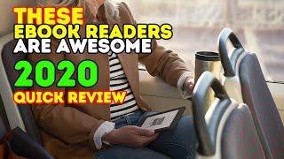 Best Ebook Readers 2017