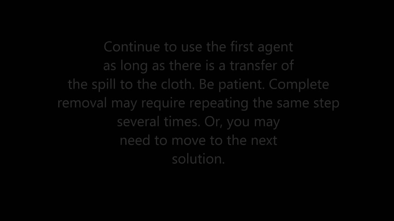 St Louis Carpet Cleaning - How To Remove Oil Based Paint ...