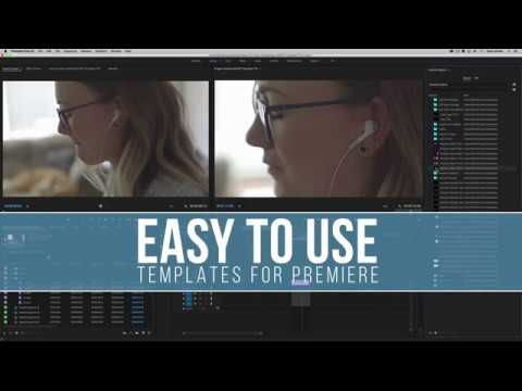 Rampant Clean Titles 01 Essential Graphics Template for Adobe Premiere Pro