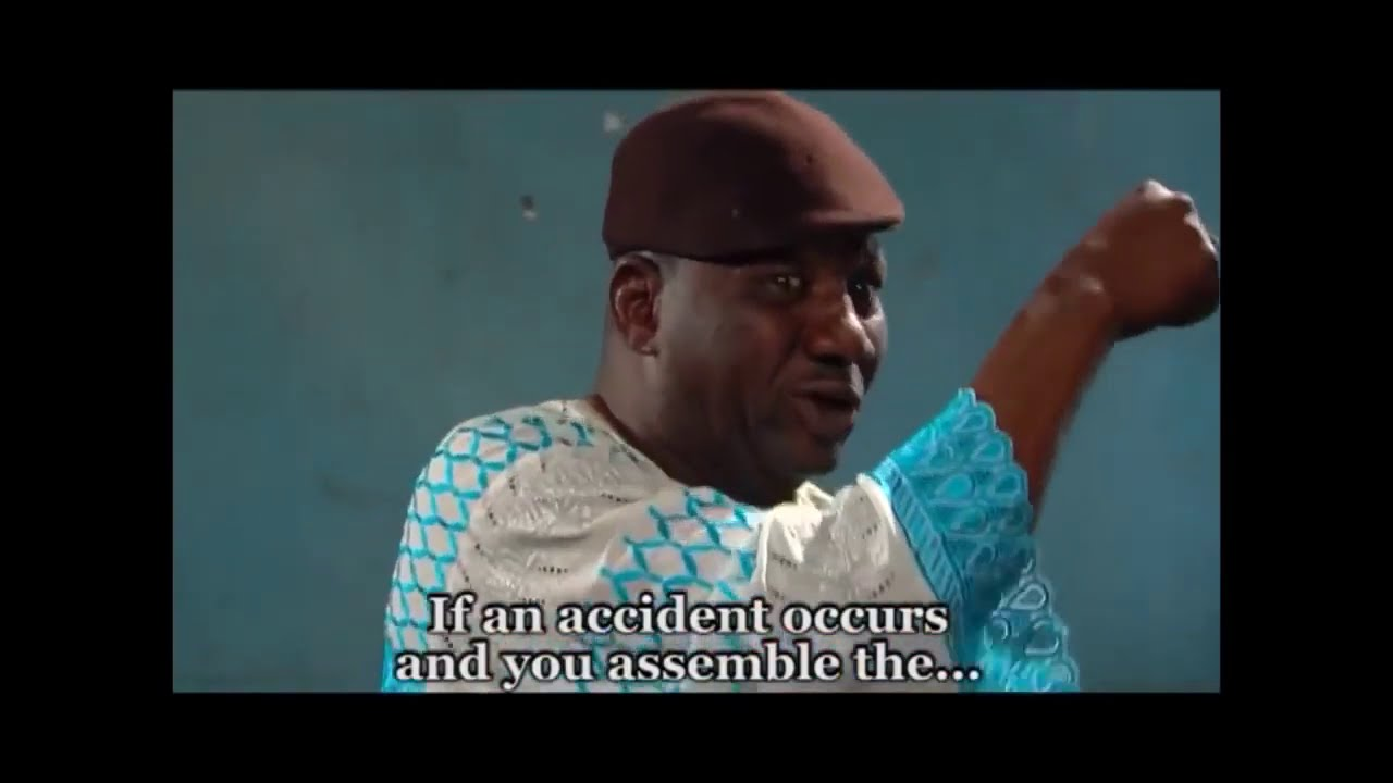 Download WATCH THIS VERY FUNNY BABA SUWE COMEDY MOVIE ON YOUTUBE TODAY - Latest 2020 Nigerian Yoruba Comedy