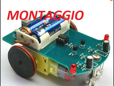 Montaggio fai da te car kit elettroniche d2 1 tutorial for Kit ante scorrevoli fai da te