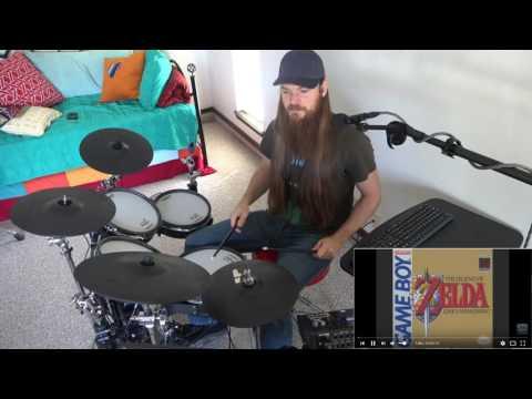 VGM Drums Improv 9/26/2016