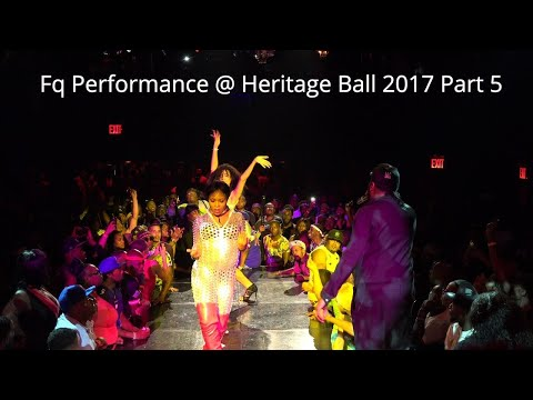 Fq Performance @ Heritage Ball 2017 Part 5