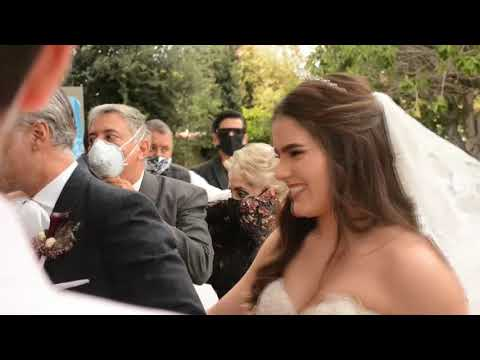 La hija de Alejandro Fernández se casa al estilo charro en México