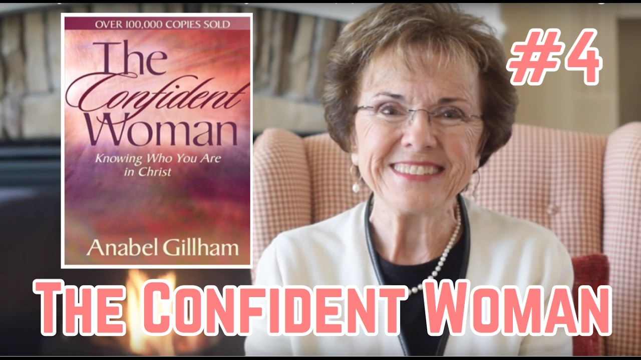 how to become a confident woman of god