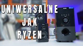 SVEN MS-2050 - zestaw głośnikowy 2+1 - recenzja i test - VBT