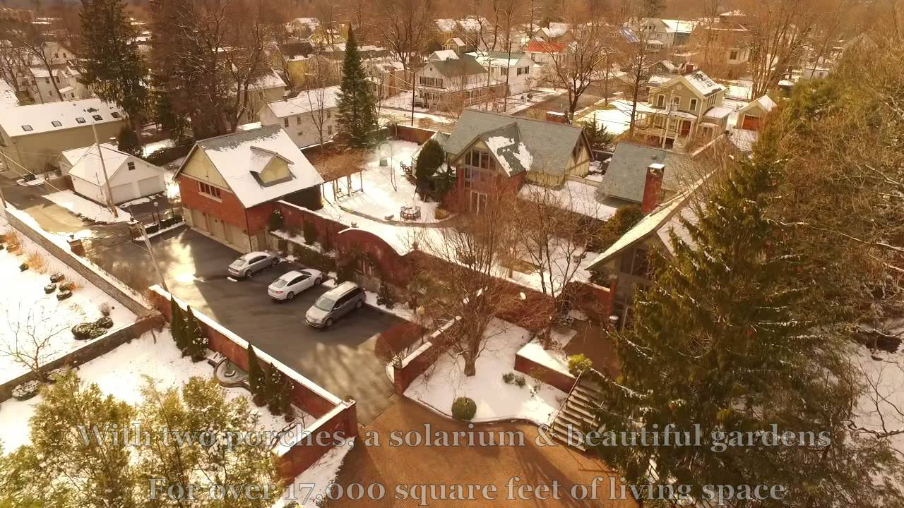 605 N. Broadway, Saratoga Springs Drone Video - YouTube